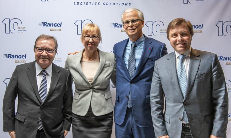 Roche e Rangel Pharma celebram parceria de sucesso
